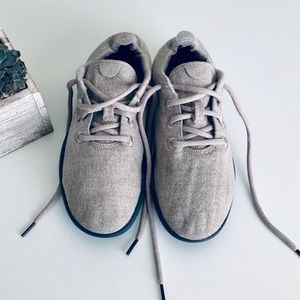 Allbirds Wool Runner Lace Up Sneakers | Natural